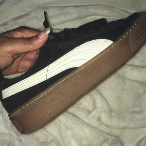 Puma Shoes - Fenty look alike platforms